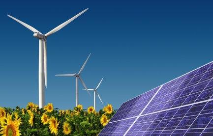 Augmentation de la consommation d'énergies renouvelables.