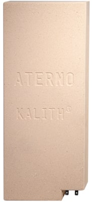 radiateur ceramique brique kalith - aterno