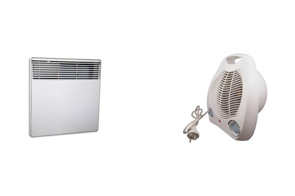 convecteur lectrique vs radiateur soufflant aterno. Black Bedroom Furniture Sets. Home Design Ideas