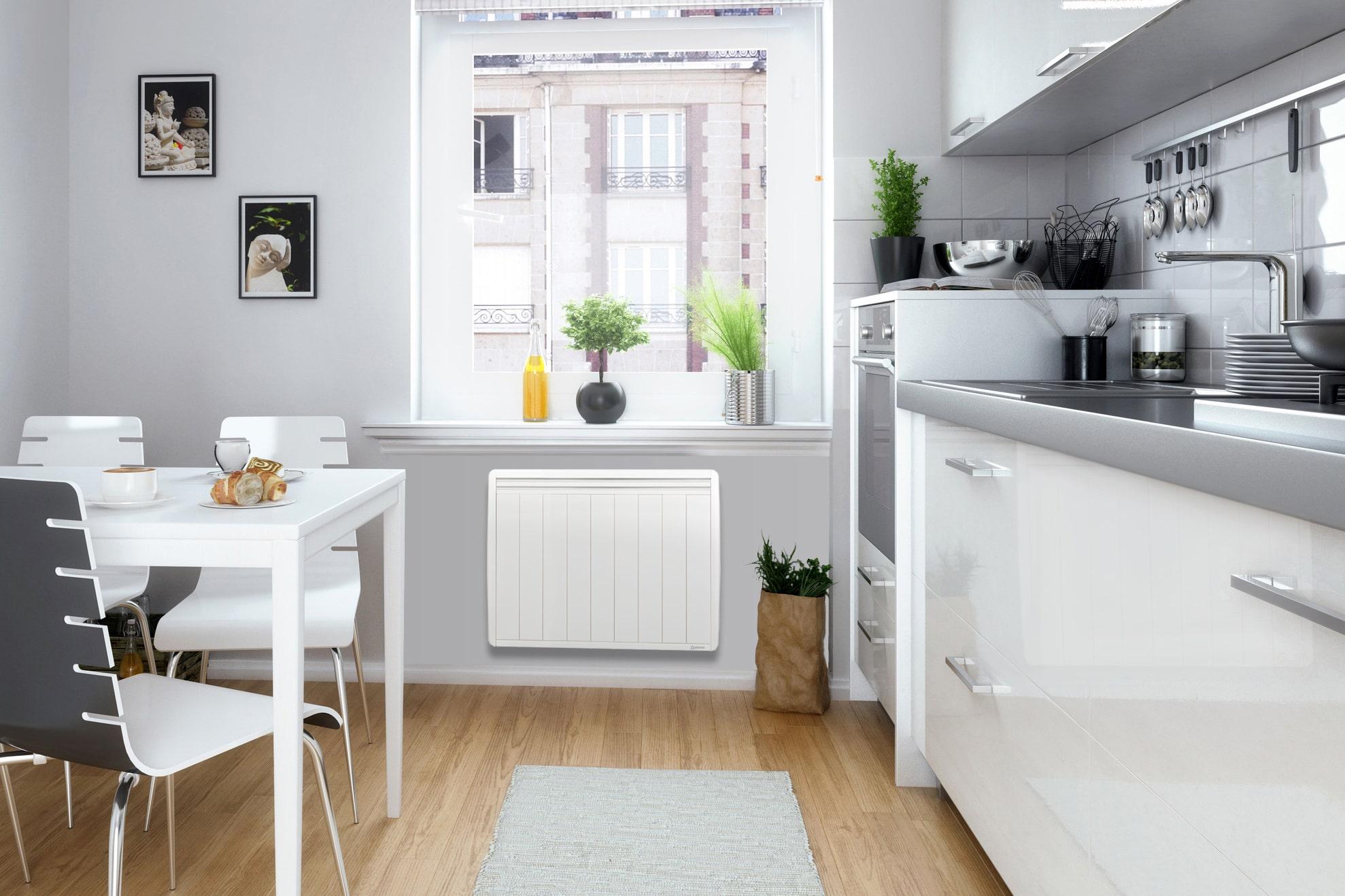comment chauffer une cuisine ouverte. Black Bedroom Furniture Sets. Home Design Ideas