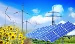 L'électricité solaire et éolienne de plus en plus compétitive?