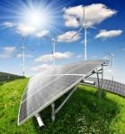 Electricité : la production solaire et éolienne surpasse la production d'origine thermique
