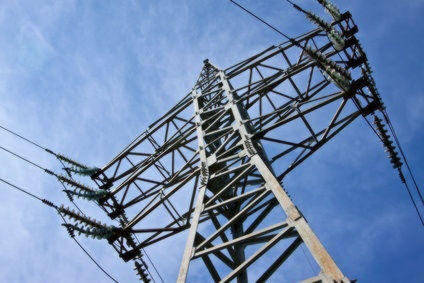 Pylône électrique