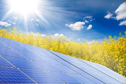 panneaux photovoltaïques - energie solaire