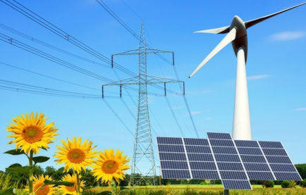 Energies renouvelables.