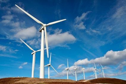 energie eolienne plus puissante que le charbon