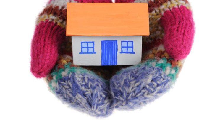 maison au chaud