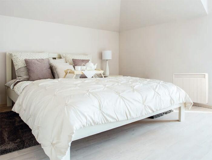 radiateur lectrique pour chambre chauffage aterno. Black Bedroom Furniture Sets. Home Design Ideas