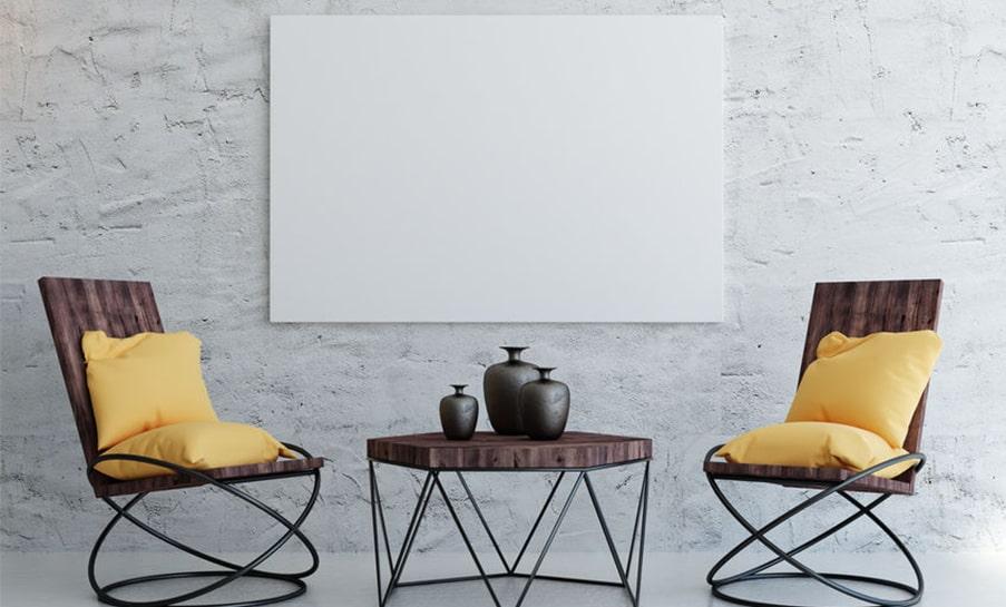 radiateur infrarouge chauffage infrarouge aterno. Black Bedroom Furniture Sets. Home Design Ideas