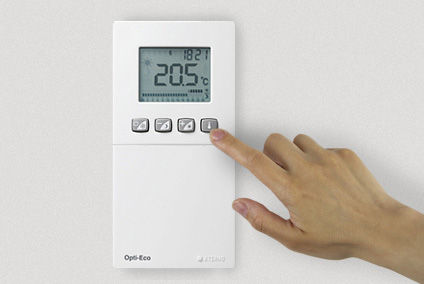 domotique radiateur intelligent thermostat aterno