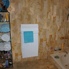 chauffage electrique radiateur a inertie salle de bains aterno