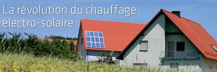 revolution chauffage electro-solaire