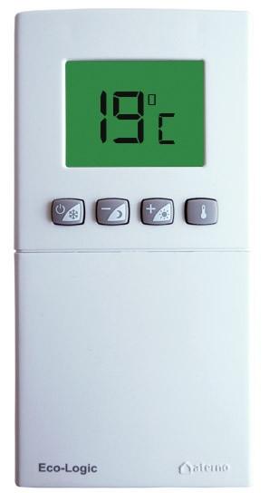 eco logic le nouveau thermostat aterno. Black Bedroom Furniture Sets. Home Design Ideas